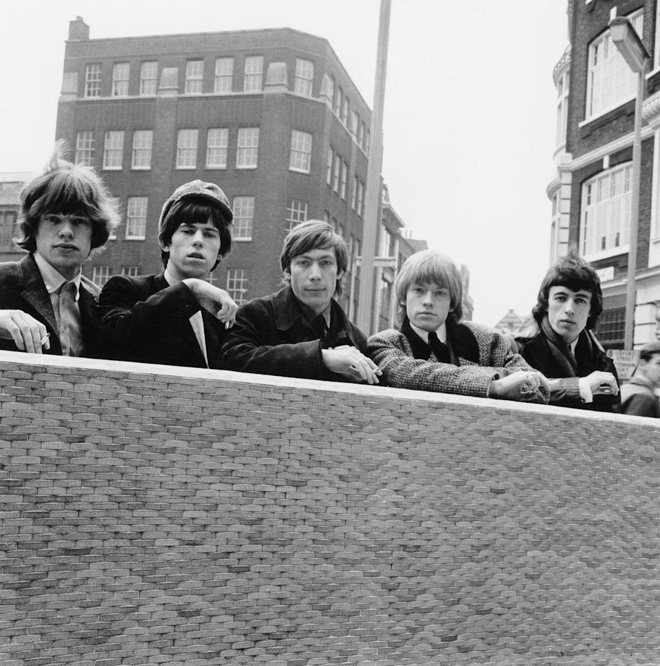 <p>The Rolling Stones, London, 11th May 1964.</p>