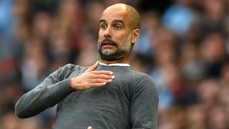 Guardiola rejects Neville's nod to City's tactical fouls