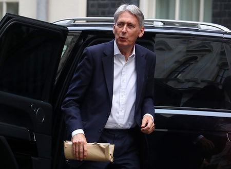 Hammond gets budget boost as borrowing falls to lowest level since 2007
