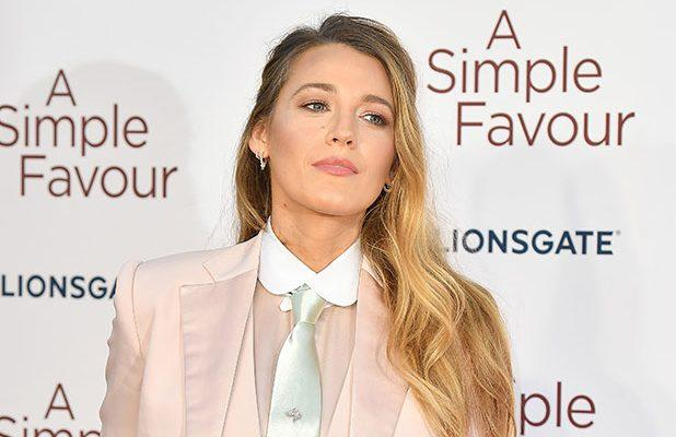 Blake Lively Signs First-Look Deal With Amazon