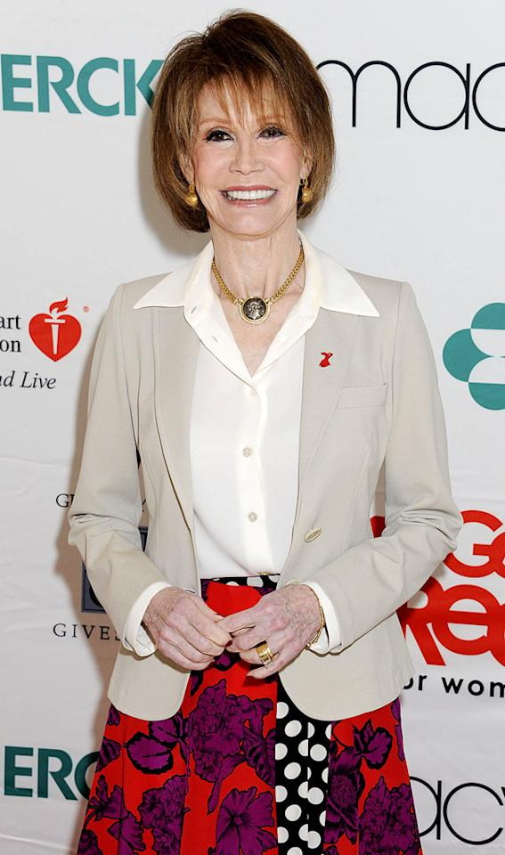 Mary Tyler Moore  turns 75 on December 29.