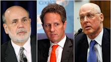 The 3 men who steered the US through the 2008 crash think we're forgetting lessons from the crisis