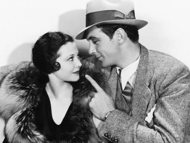 Gary Cooper and Sylvia Sidney (Photo by �� John Springer Collection/CORBIS/Corbis via Getty Images)