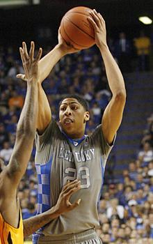 Anthony Davis is becoming a complete player for the 'Cats, and that's bad news for everyone else