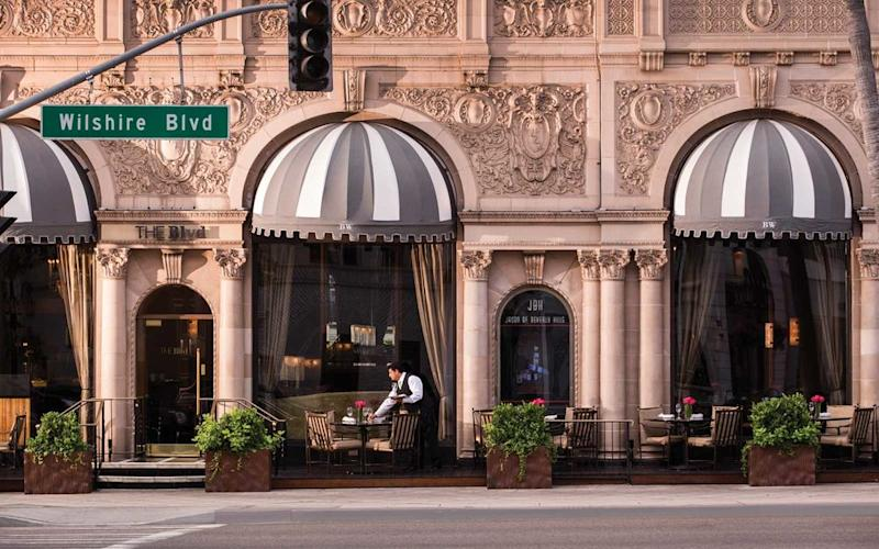 Courtesy of Beverly Wilshire, a Four Seasons Hotel