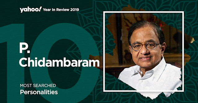 2019 was a tumultuous year for former finance minister P Chidambaram who was arrested in connection with corruption charges in the INX Media case during his tenure as Finance minister in UPA Government. His arrest on 21st August, 2019 was highly dramatic with CBI officers having to scaled the walls of his Delhi home to get their hands on him. During his incarceration, he was investigated by officers from the CBI and later the ED, and after spending 106 days in prison, he finally got bail on December 4th, 2019.