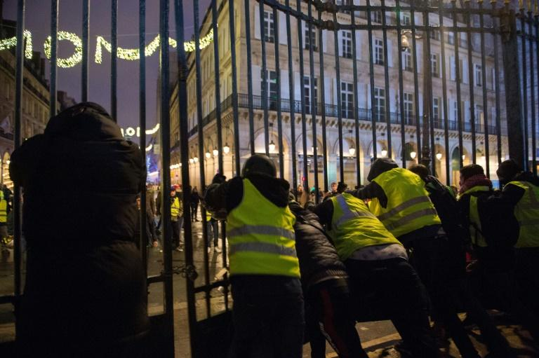 "Many of the so-called ""yellow vest"" protesters were male low-income earners from provincial France"