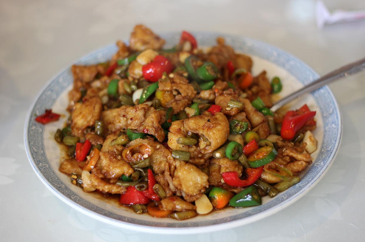 The 5 Best Spicy Dishes In LA's Chinese Restaurant Scene