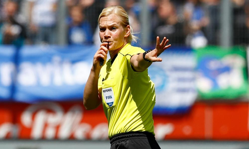 'Bibi' of the Bundesliga blows whistle on sexism in German football
