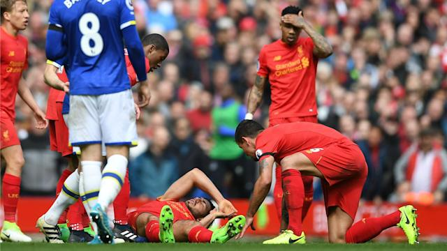 Emre Can and Joel Matip are both doubts for Liverpool's Premier League game against Bournemouth, manager Jurgen Klopp said.
