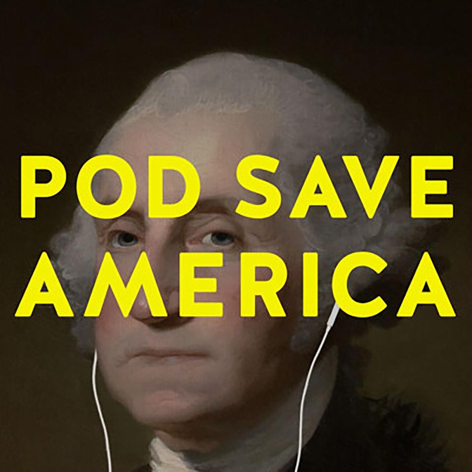 """<p><strong><a href=""""https://itunes.apple.com/us/podcast/pod-save-america/id1192761536?mt=2"""">Listen</a> to when: </strong>you feel like screaming into the void because the nation has gone mad. </p><p>Sinking into a deeper rage hole with every push notification? The <a href=""""https://getcrookedmedia.com/"""" target=""""_blank"""">Crooked Media</a> founders empathize, and offer gut-busting political commentary and interviews with major pros from both sides of the aisle, including Nancy Pelosi, Chuck Schumer, and Cory Booker. And while this pod may cause a giggle-fit on the subway, the subject matter is no joke: these hosts know their stuff, and want listeners to, too.</p>"""