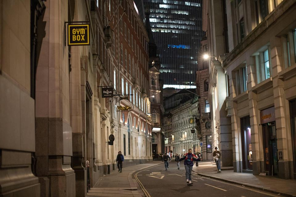 File image: All eyes are set on Bank of England's meeting on Thursday as investors are waiting to know central bank's stance on the rising prices (Getty Images)