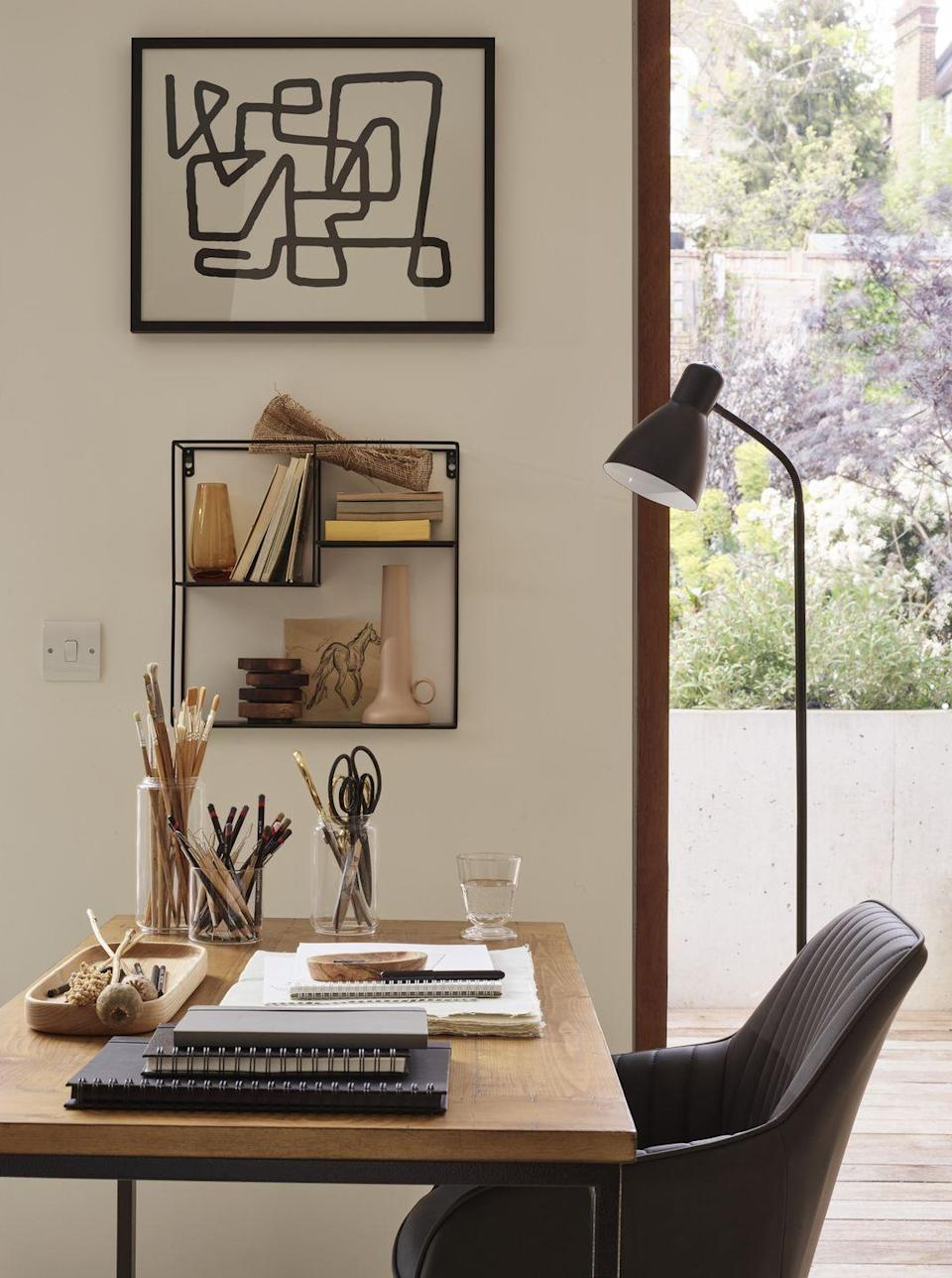 """<p>With remote working here to stay, John Lewis is making it easier than ever to refresh your office space without breaking the bank. As part of their new ANYDAY brand drop, you'll find affordable desk lamps, chairs and gorgeous artwork, too. They're right at the top of our wish list...</p><p><strong>Follow House Beautiful on <a href=""""https://www.instagram.com/housebeautifuluk/"""" rel=""""nofollow noopener"""" target=""""_blank"""" data-ylk=""""slk:Instagram"""" class=""""link rapid-noclick-resp"""">Instagram</a>.</strong></p>"""