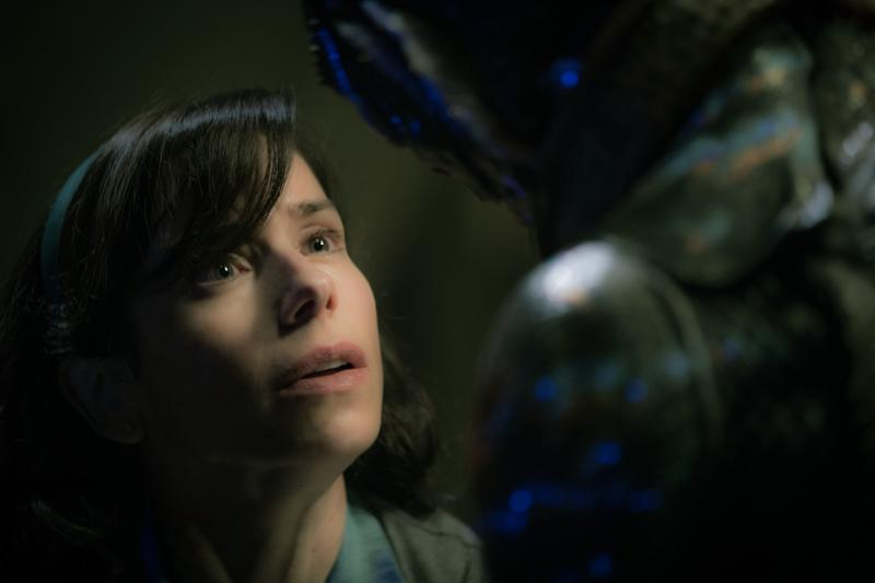 """The 90th Oscar noms were led this morning by <em><a rel=""""nofollow"""" href=""""http://deadline.com/tag/the-shape-of-water/"""">The Shape of Water</a>,</em> which scored 13 nominations, the 10th film in Oscar history to earn that number. It was followed by <em><a rel=""""nofollow"""" href=""""http://deadline.com/tag/dunkirk/"""">Dunkirk</a></em>with eight nominations and <em>Three Billboards Outside Ebbing, Missouri</em> with seven. Fox Searchlight scored the most nominations for studios, fueled by <em>The Shape of Water</em> and <em>Three Billboards.</em> It was followed by Focus Features and Warner Bros., which tied at 14 each. Notably, Paramount Pictures is the only…"""