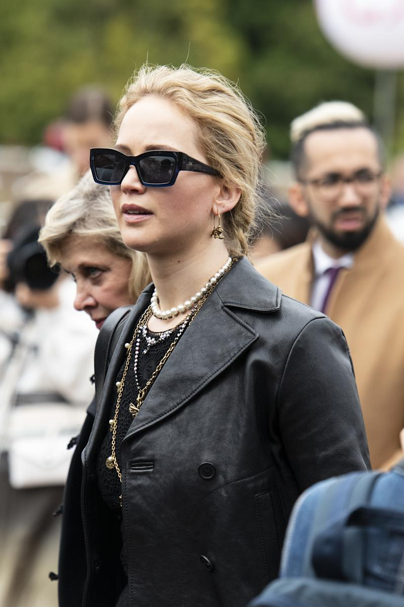 All the Celebrity Guests Who Attended Jennifer Lawrence's Wedding