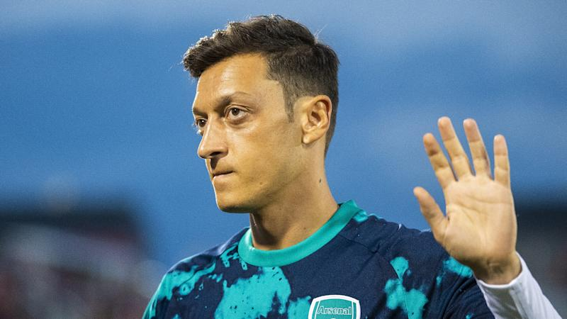Ozil names just one ex-Arsenal team-mate in Real Madrid-heavy dream XI