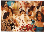 It was the age of limited platforms for all the pop culture jazz; so even when she won the Miss India pageant, there were only so many people who knew her. The world came to know about Sushmita Sen on May 21st, 1994 when, she won the prestigious crown of Miss Universe in the beautiful city of Pasay in Philippines. That one moment changed how and what life would be for this 18 year old teenager.