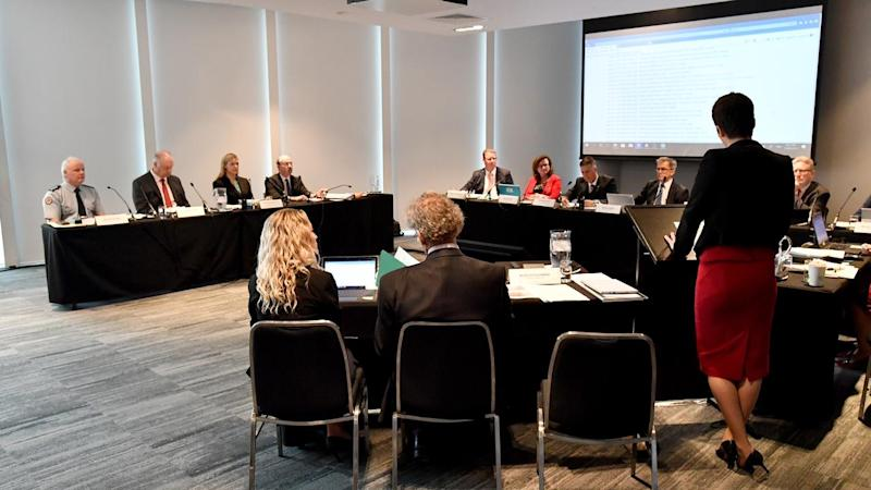 The aged care royal commission will take evidence from elderly people via videolink due to COVID-19