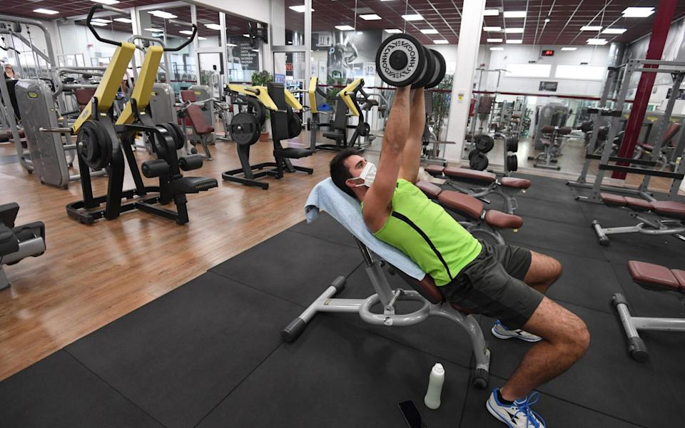 A petition demanding that the Government allows gyms and other leisure facilities to stay open under Tier 3 Covid restrictions - Daniel Dal Zenarro