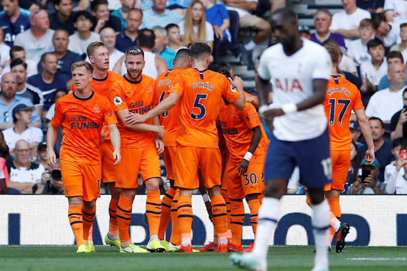 Premier League: Newcastle United Stun Insipid Tottenham Hotspur With Help From VAR