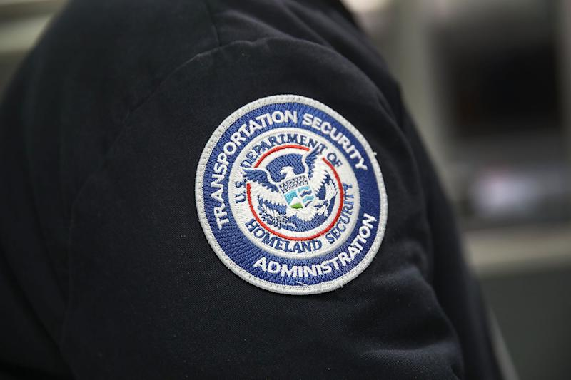 Homeland Security Denies 'Hundreds' of TSA Agents Are Staging 'Sick Out' Amid Government Shutdown