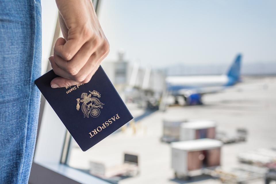 American passport holders aren't receiving the usual red carpet treatment from the world's countries during the pandemic. (Photo: Getty)