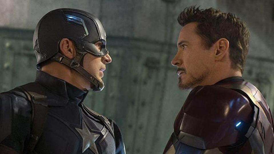 <p> Captain America: Civil War basically amounts to Avengers: 2.5. The groundwork for the rift between Tony Stark and Steve Rogers is established in the lesser Age of Ultron, and finally comes up trumps in Civil War. Who's on the right side of history? The man who wants to ensure freedom and the American way? Or the the philanthropist who desires to have a world where superheroes are held accountable? </p> <p> There are still wise-cracks and silliness contained within Civil War, yet the movie takes a more serious tone than other MCU outings. The Russo Brothers do a miraculous job, somehow giving everyone their dues and introducing the world to Black Panther and a new-look Spider-Man. </p> <p> <strong>Best superhero moment: </strong>That airport fight. Has there been a better Avengers tussle since? </p>
