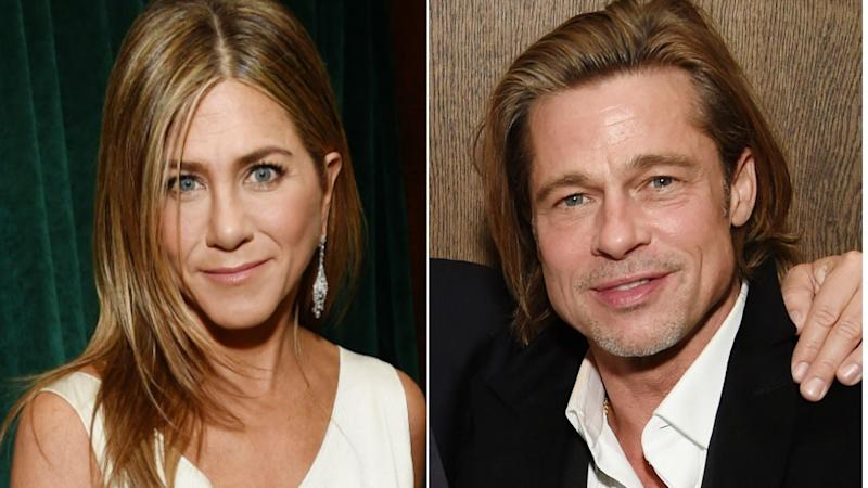 Jennifer Aniston and Brad Pitt Head to the Same SAG After-Party Following Epic Reunion: Pics
