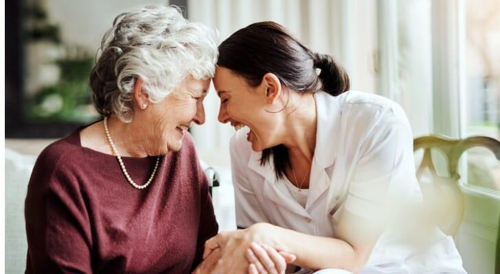 A long-term care facility can ensure your loved ones get taken care of when they need it.