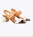 """<p><strong>Tory Burch</strong></p><p>toryburch.com</p><p><a href=""""https://go.redirectingat.com?id=74968X1596630&url=https%3A%2F%2Fwww.toryburch.com%2Fen-us%2Fshoes%2Fsandals%2Fgigi-two-tone-sandal%2F74444.html%3Fcolor%3D264&sref=https%3A%2F%2Fwww.townandcountrymag.com%2Fstyle%2Ffashion-trends%2Fg36755206%2Ftory-burchs-semi-annual-sale-june-2021%2F"""" rel=""""nofollow noopener"""" target=""""_blank"""" data-ylk=""""slk:Shop Now"""" class=""""link rapid-noclick-resp"""">Shop Now</a></p><p><strong><del>$298</del> $157 (47% off)</strong></p><p>With a modest, two-inch heel and versatile color palette, this is one pair of strappy sandals you'll want to wear all season long.</p>"""