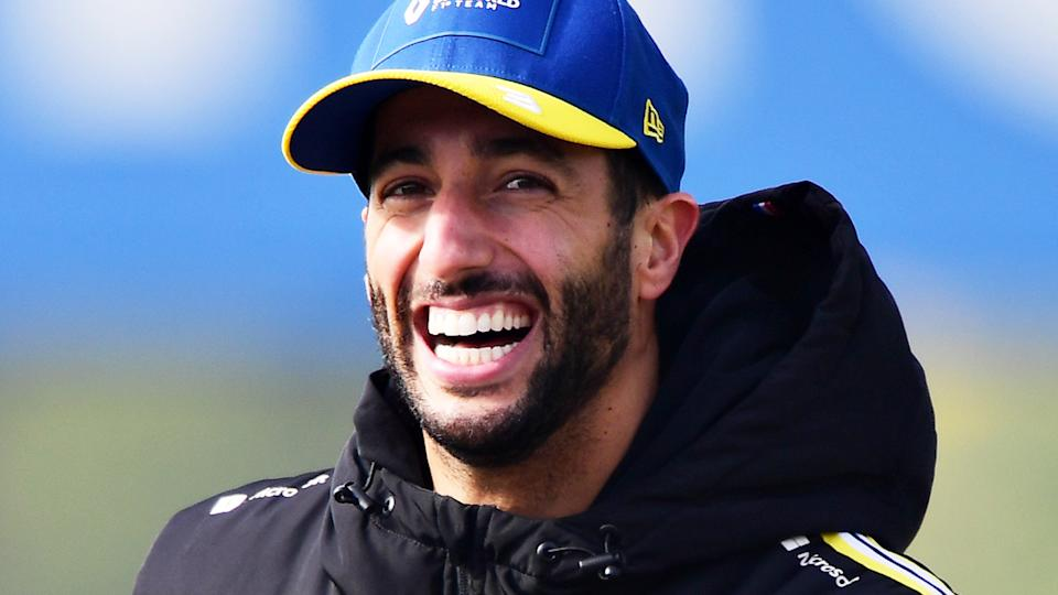 Daniel Ricciardo has suggested holding back to back races at Albert Park if the preceding Brazilian GP has to be cancelled due to the coronavirus. (Photo by Mario Renzi - Formula 1/Formula 1 via Getty Images)