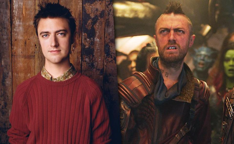 "<p>Kirk's weird charm is definitely in evidence as Yondu's sidekick, Kraglin. But, like Kirk, Sean Gunn also had a weird side job in the movie. He was the on-set stand-in for Rocket Raccoon. Google ""Sean Gunn Rocket Raccoon"" to see pictures of him in a green screen outfit that will have you thinking, ""Yeah, I could see Kirk doing that."" <br><br>(Credit: Everett Collection) </p>"