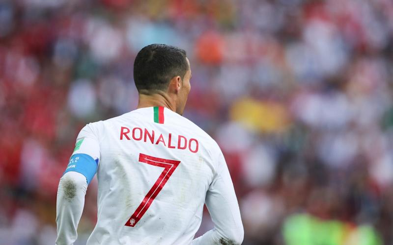 Cristiano Ronaldo was on target again for Portugal and leads the Golden Boot race - Getty Images Europe