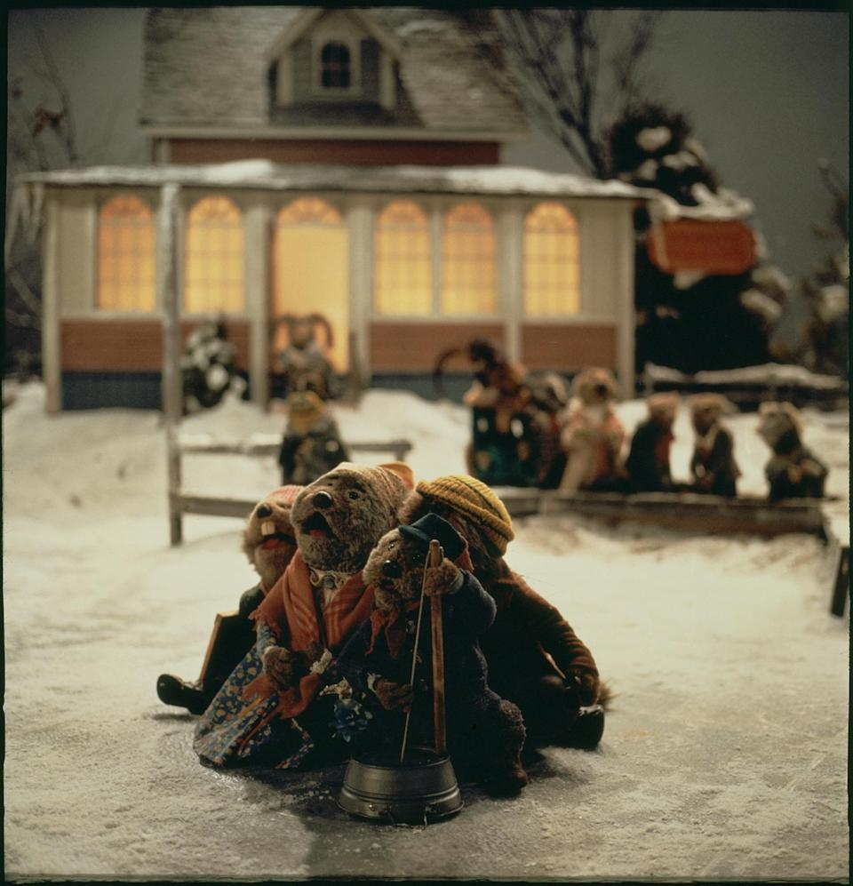 """<i>""""Emmet Otter's Jug-Band Christmas""""</i> (Photo: Sony Home Pictures Entertainment/ The Jim Henson Company)"""