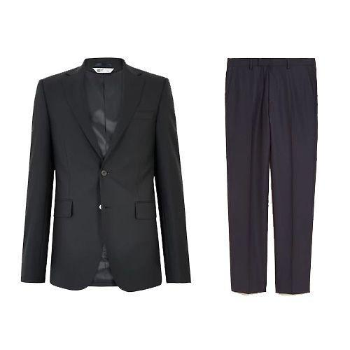 """<p><a class=""""link rapid-noclick-resp"""" href=""""https://go.redirectingat.com?id=127X1599956&url=https%3A%2F%2Fwww.marksandspencer.com%2Fnavy-tailored-fit-wool-suit%2Fp%2Fds5cdb33ee612c47c7f62f157c302ba7ca&sref=https%3A%2F%2Fwww.esquire.com%2Fuk%2Fstyle%2Ffashion%2Fg10108%2Fbest-mens-suits-under-500-value-tailoring-menswear%2F"""" rel=""""nofollow noopener"""" target=""""_blank"""" data-ylk=""""slk:SHOP"""">SHOP</a></p><p>Yes, M&S is a high street stalwart. But its expertise extends well beyond a lovely cut of meat reserved for the third date. The label is just as adept at providing quality and cost-effective tailoring, with an in-house alteration service available for all purchases.</p><p>Navy Tailored Fit Wool Suit, £299, <a href=""""https://go.redirectingat.com?id=127X1599956&url=https%3A%2F%2Fwww.marksandspencer.com%2Fnavy-tailored-fit-wool-suit%2Fp%2Fds5cdb33ee612c47c7f62f157c302ba7ca&sref=https%3A%2F%2Fwww.esquire.com%2Fuk%2Fstyle%2Ffashion%2Fg10108%2Fbest-mens-suits-under-500-value-tailoring-menswear%2F"""" rel=""""nofollow noopener"""" target=""""_blank"""" data-ylk=""""slk:marksandspencer.com"""" class=""""link rapid-noclick-resp"""">marksandspencer.com</a></p>"""