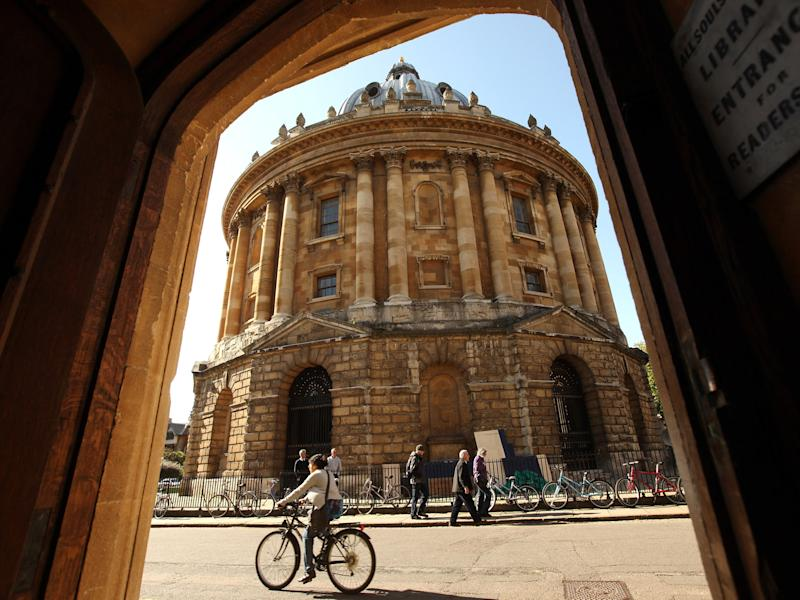 Schwarzman Says Oxford University Gift Will Help Shape Impact of AI