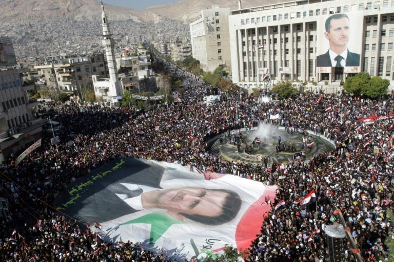 Syrian President Bashar al-Assad has defied the odds and remained in power