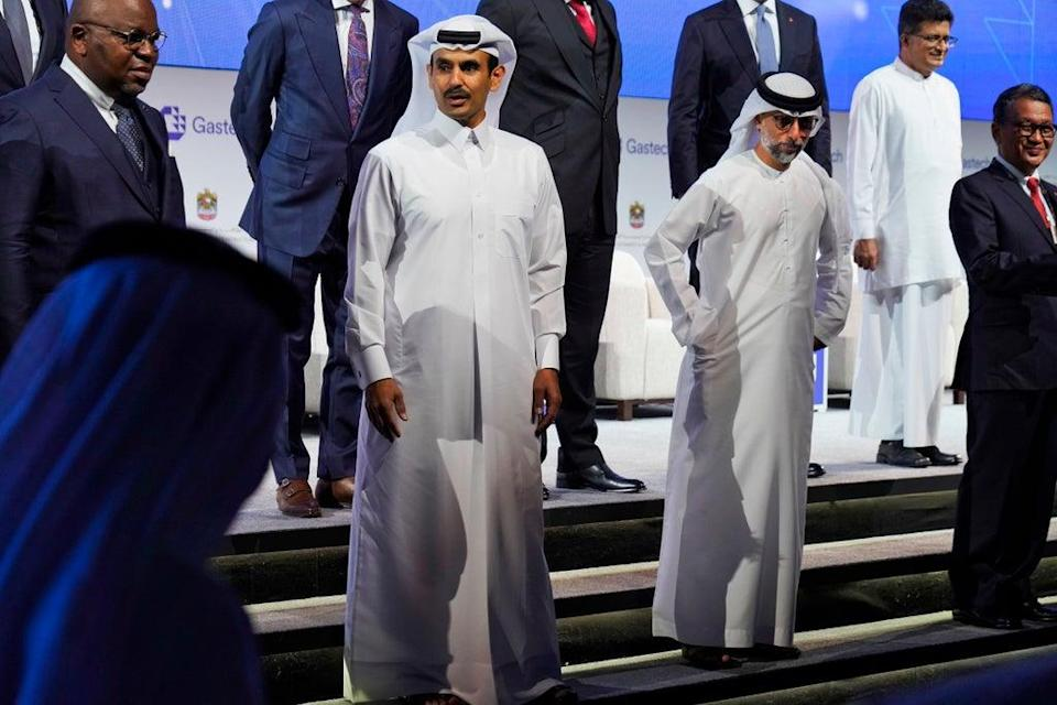 Emirates Energy (Copyright 2021 The Associated Press. All rights reserved.)