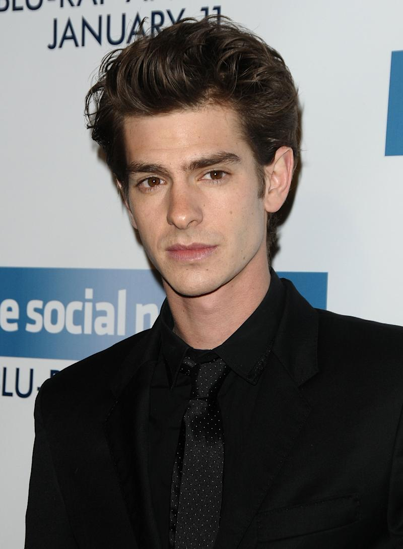 Andrew Garfield Reveals Why He Wasnt Handsome Enough For Role Of