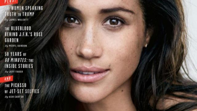 meghan markle and princess diana used same makeup artist for their vanity fair photo shoots yahoo news canada