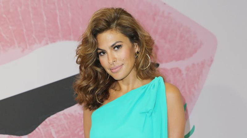 Eva Mendes Gets Real About The Guilt She Feels As A Working Mom