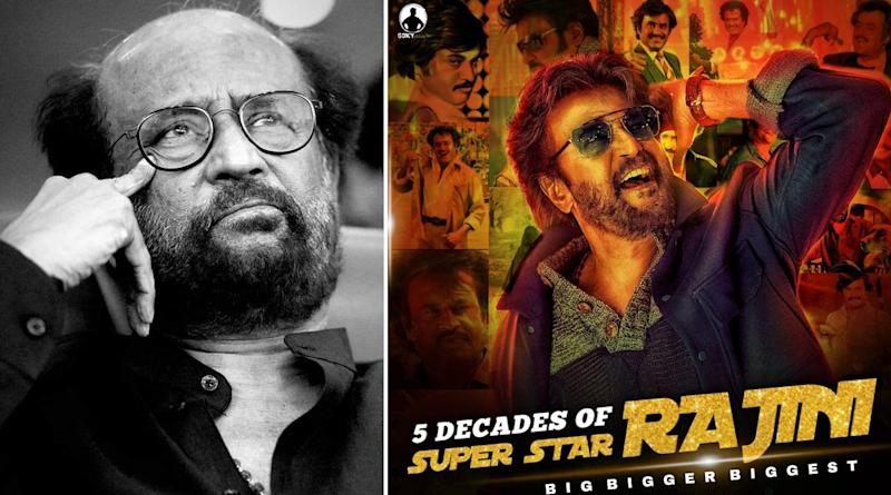 Thalaivar Fans Trend #5DecadesOfSuperstarRAJINI, Share Interesting Trivia About The Sensational Actor (View Tweets)