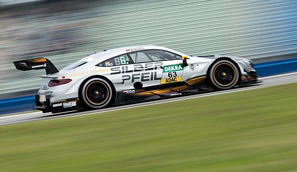 DTM: Engel Sensationssieger in Moskau