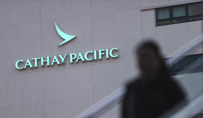 Cathay Pacific swung to profit from a half-year loss of HK$263 million in the first six months of 2018. Photo: Winson Wong