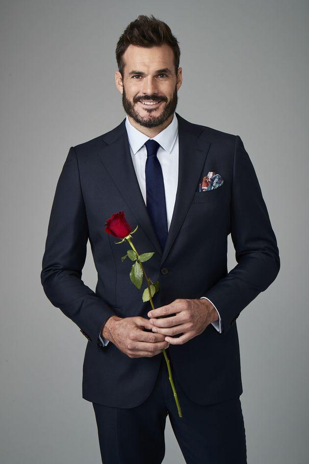 The Bachelor Australia 2020 Locklan Gilbert