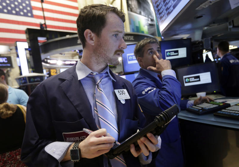 After tough August, investors face scary September