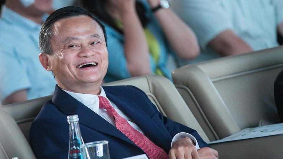 Alibaba founder Jack Ma attends 2018 Alibaba Xin Philanthropy Conference on September 5, 2018 in Hangzhou, Zhejiang Province of China.