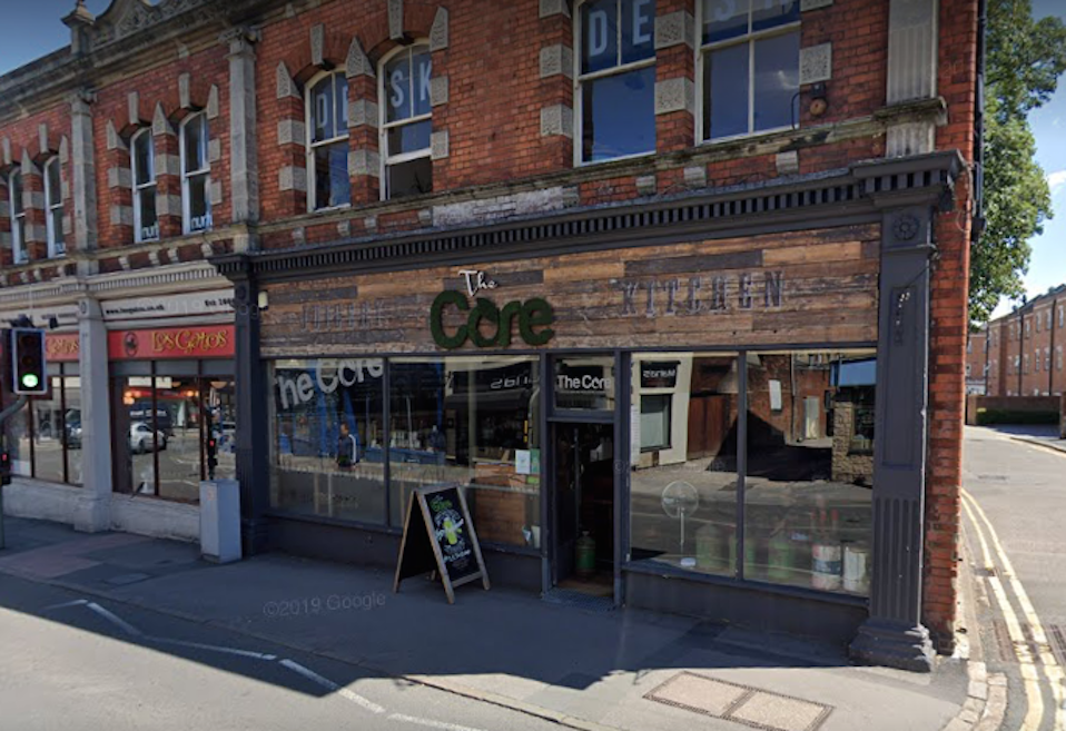 The Core juice bar in Swindon, Wiltshire, was at the centre of a long legal battle over VAT. (Google)