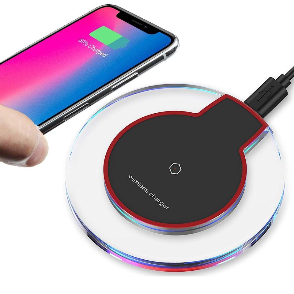 LVN1 Wireless Charger Qi Wireless Charger Pad