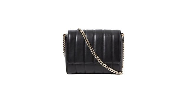 "<p>Rudy Quilted Cross-Body Bag, $98, <a href=""https://usa.frenchconnection.com/product/woman-collections-bags-purses/sbjao/rudy-quilted-cross-body-bag.htm?clr=000000"" rel=""nofollow noopener"" target=""_blank"" data-ylk=""slk:frenchconnection.com"" class=""link rapid-noclick-resp"">frenchconnection.com</a> </p>"